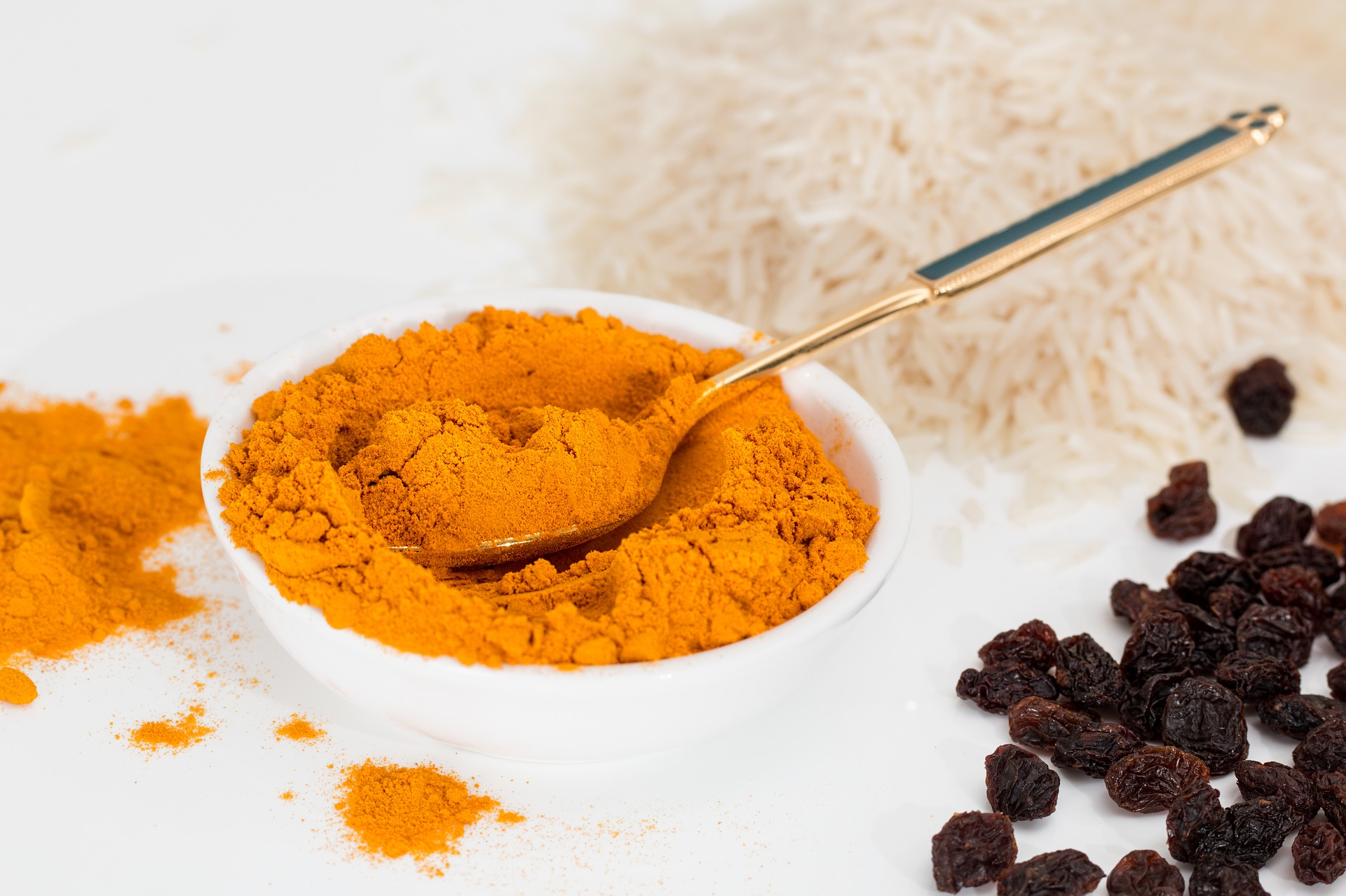 Turmeric All Natural Anti-Inflammatory Food
