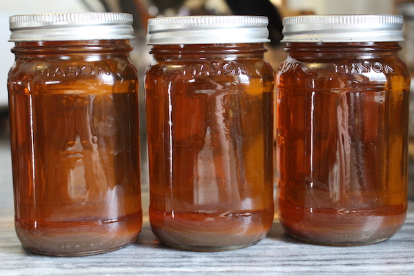 canning maple syrup