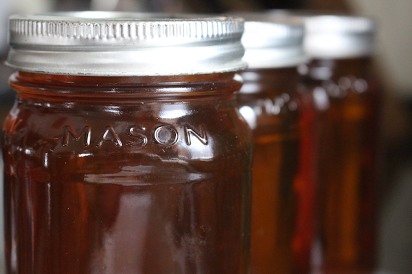 Home Canned Maple Syrup ~ Canning maple syrup properly ensures a long shelf life