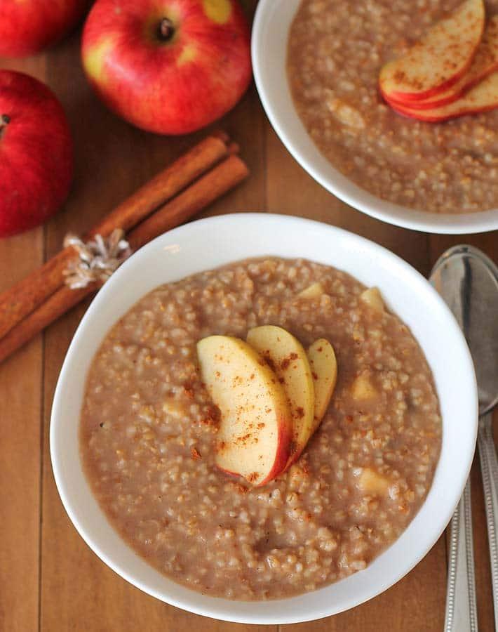 Budget friendly instant pot steel cut oats