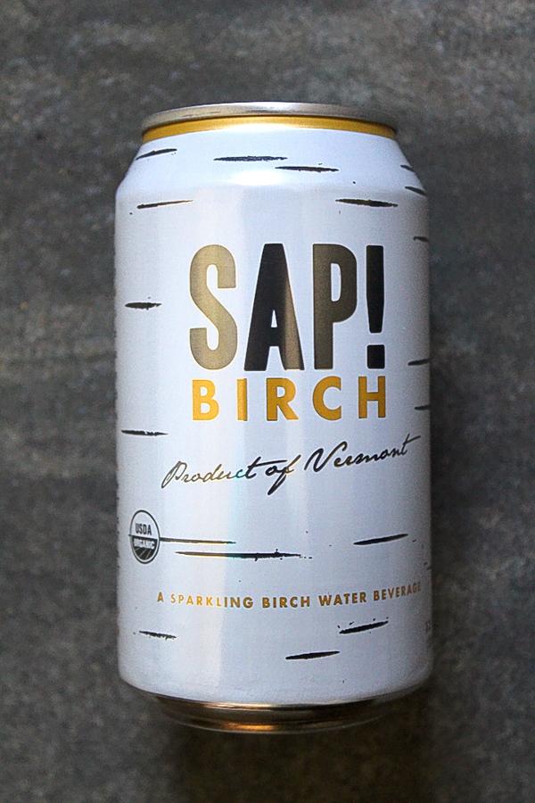 Birch Sap Seltzer