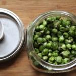 Lacto-Fermented Dandelion Capers