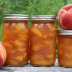 Canning Peach Pie Filling