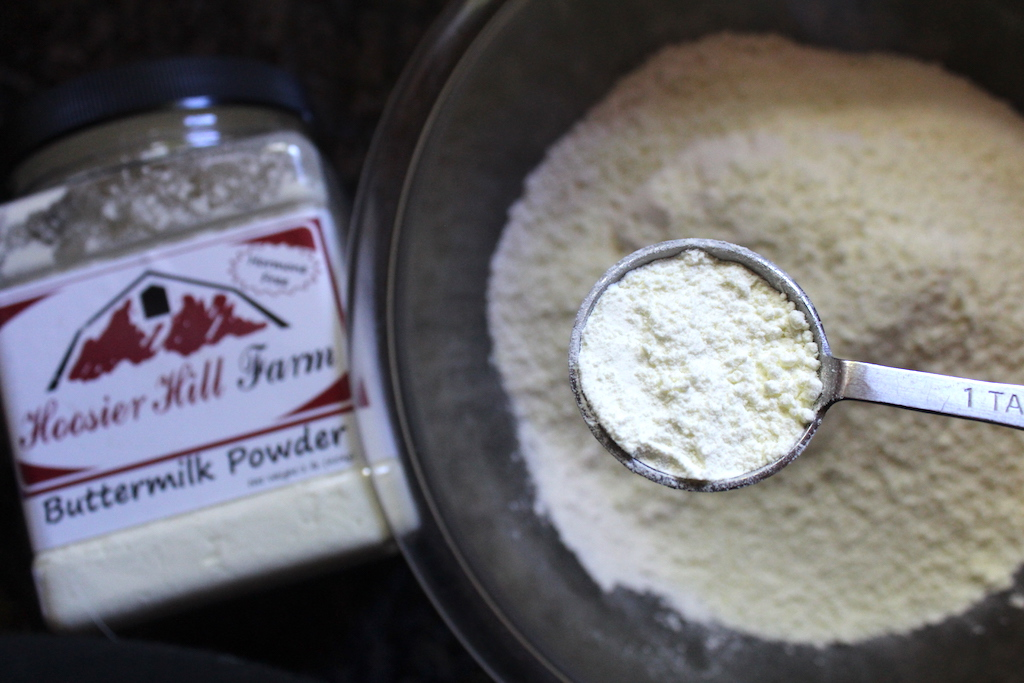 Buttermilk Powder for complete pancake mix