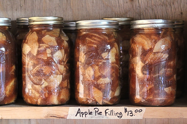 Apple Pie Filling For Sale