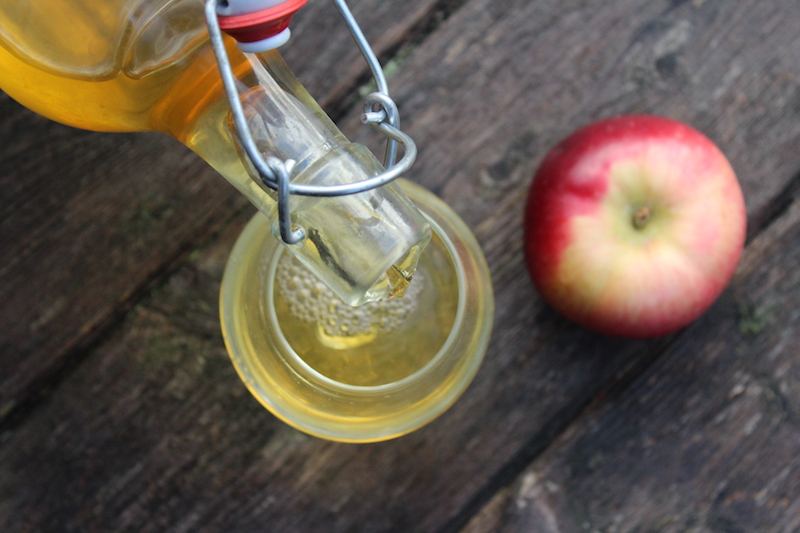 Homemade Hard Cider