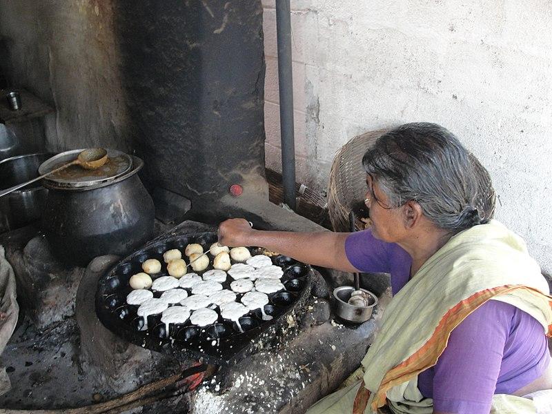 Paddu Making in India