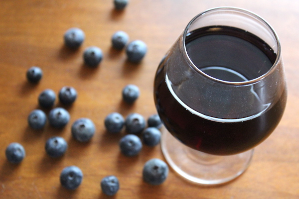 Homemade Blueberry Wine Recipe