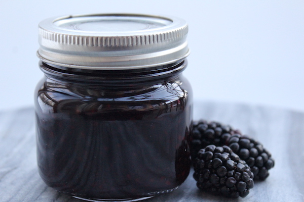 Canning Blackberry Jam ~ Home Canned Blackberry Jam Recipe