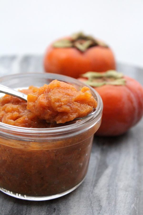 Persimmon Jam Canning Recipe
