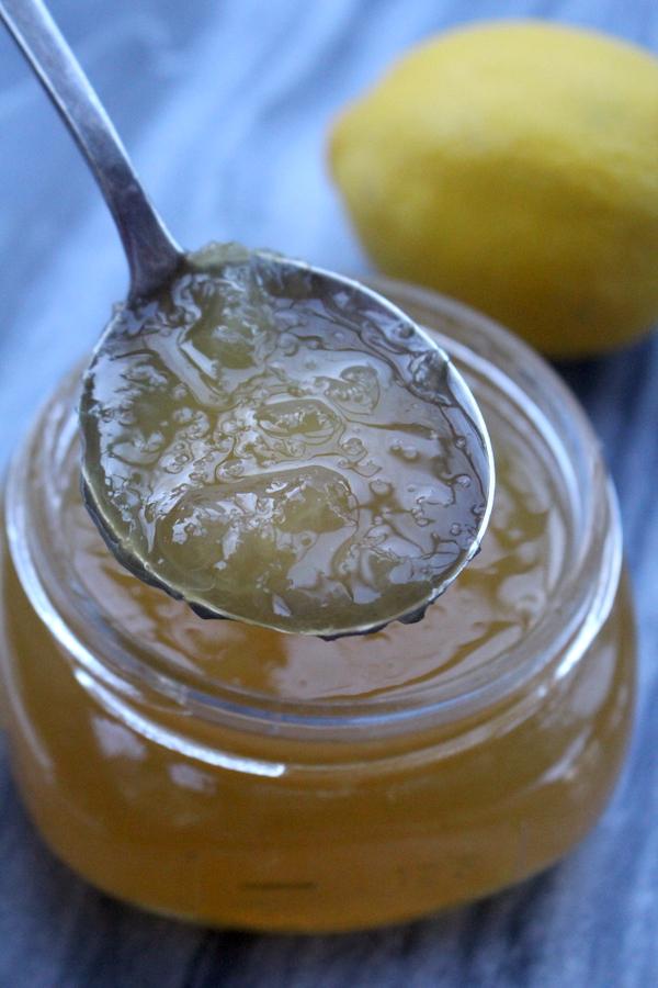 Homemade Lemon Jam