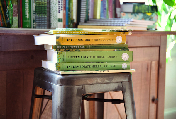 Herbalism Texbooks by Herbal Academy