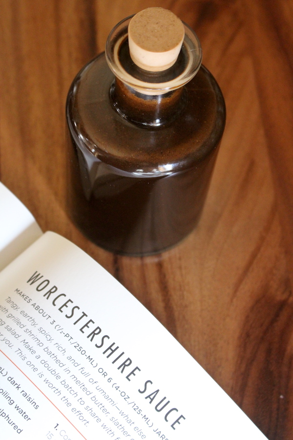 Worcestershire Sauce Recipe
