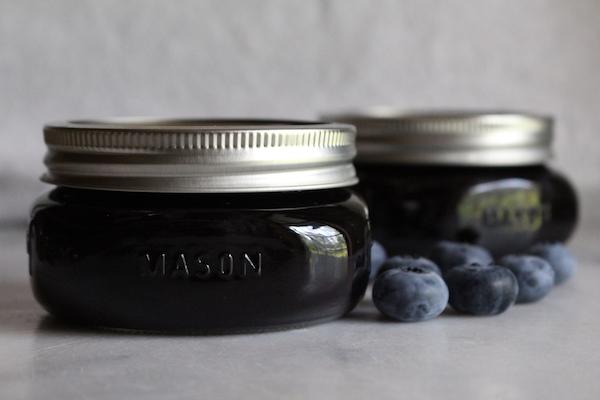 Homemade Blueberry Jam