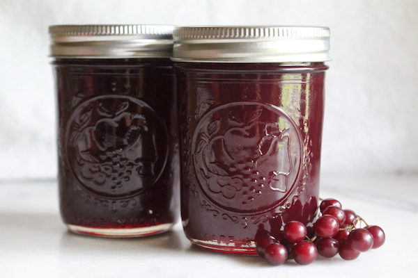 Homemade chokecherry Jelly
