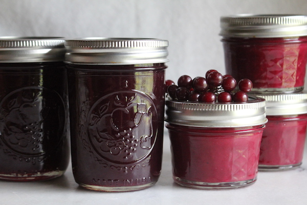 Chokecherry Jelly and Jam