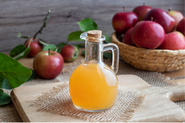 Bottling Apple Cider Vinegar