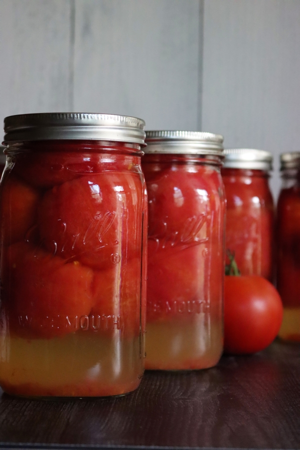 Canning Tomatoes 101