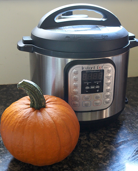Instant pots are not approved for pressure canning.