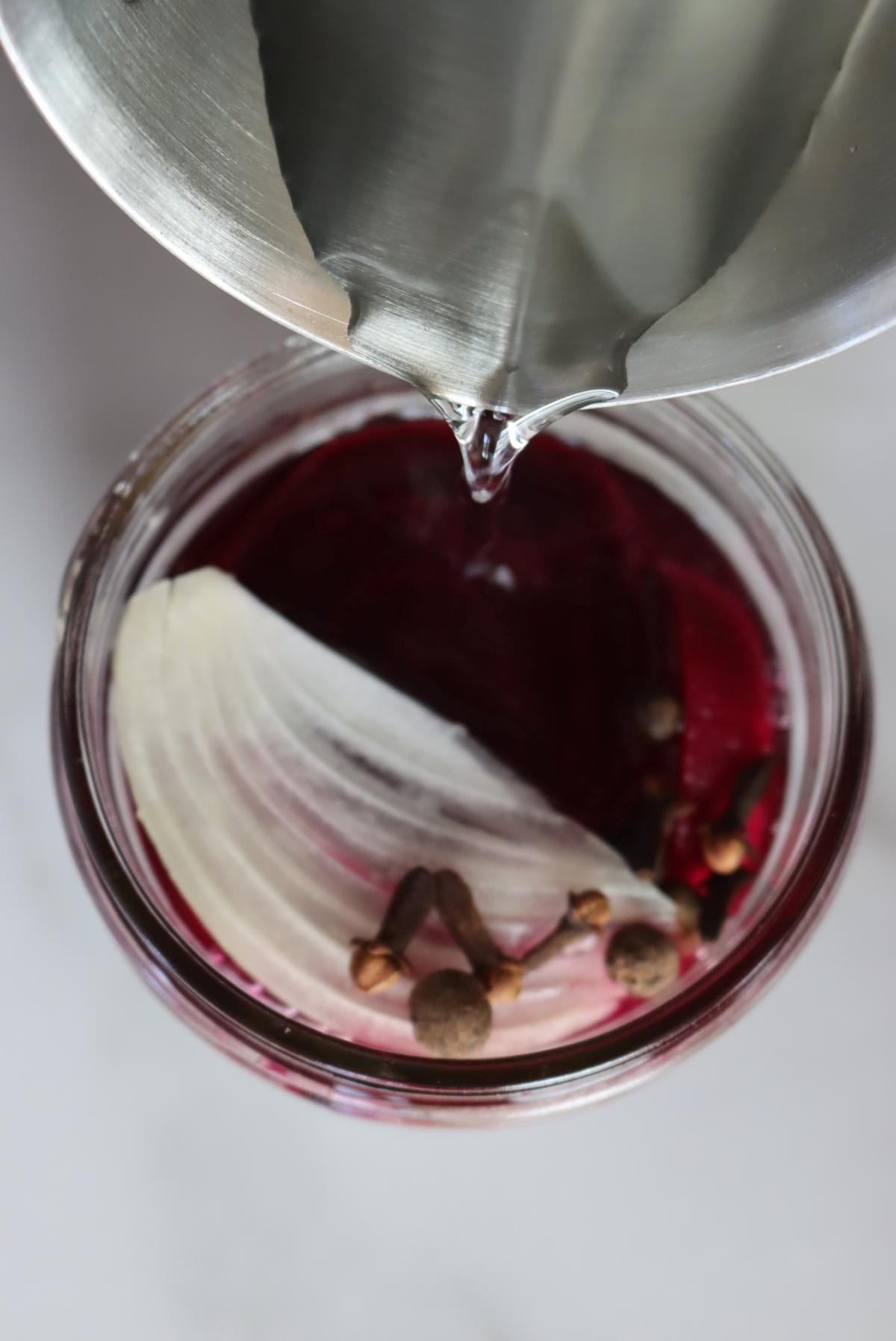 Brine for Pickled Beets