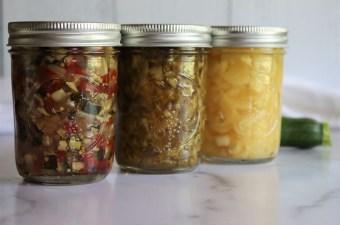 Zucchini Canning Recipes