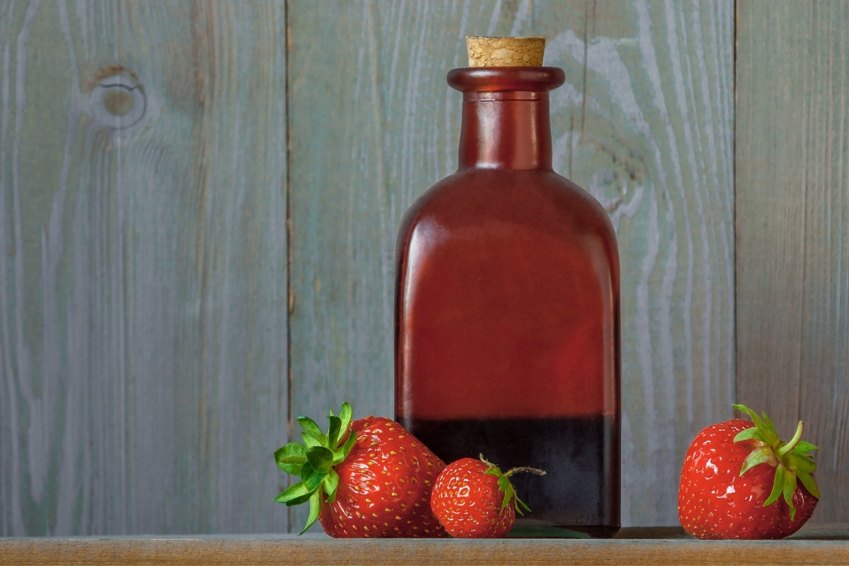 Strawberry Preservation