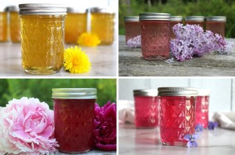 How to Make Flower Jellies