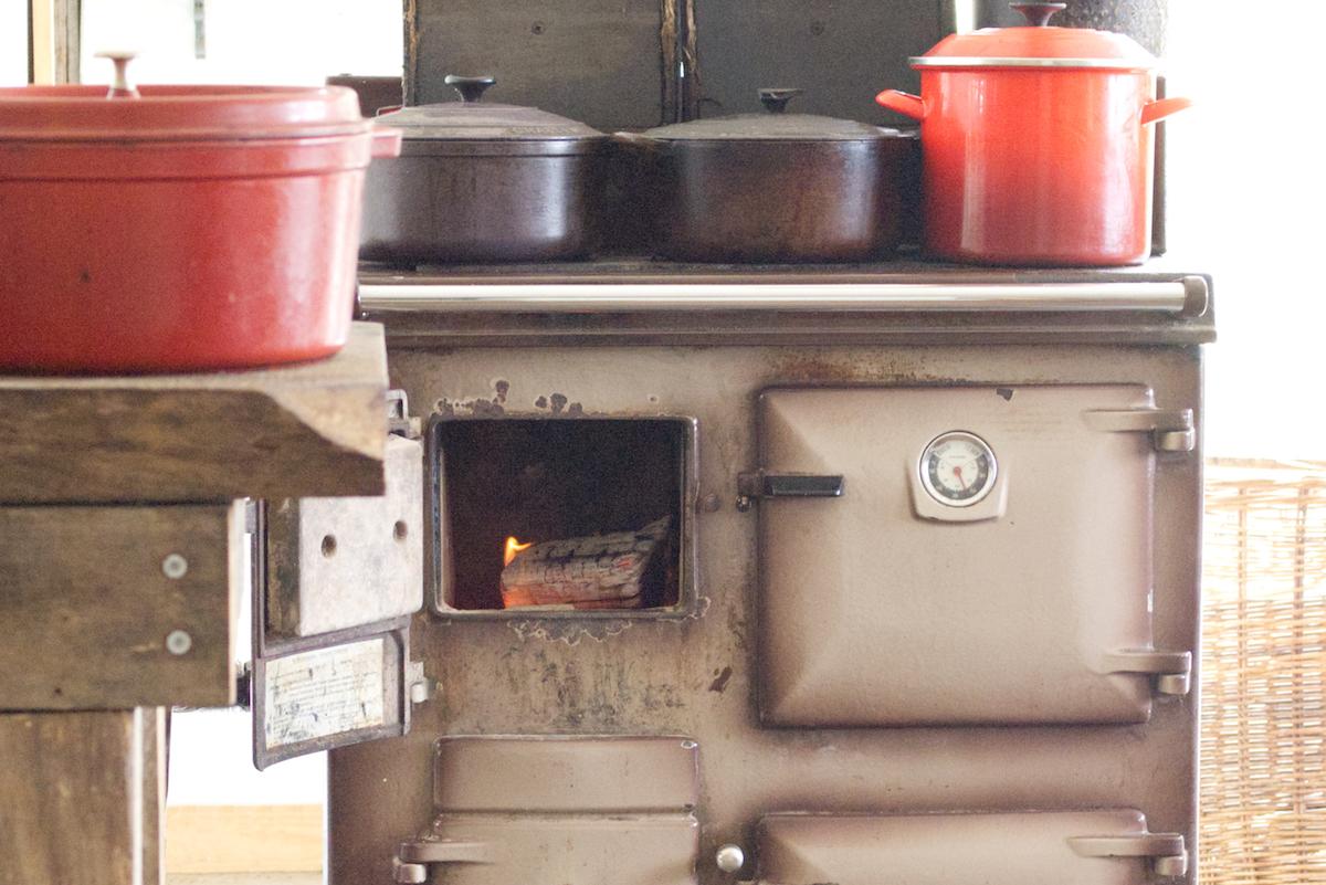 Wood Cookstove