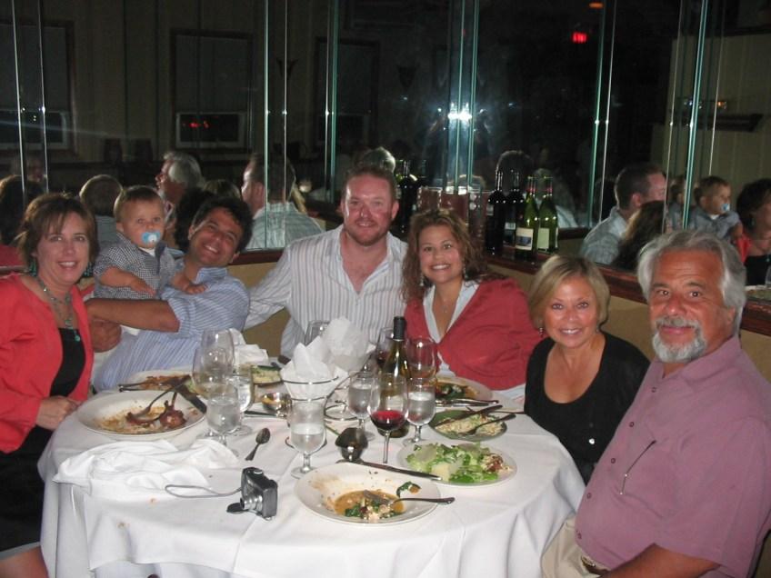 The Family - Beach 2004