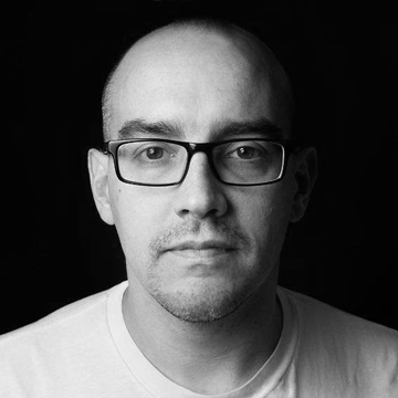 Dave McClure headshot