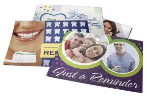 Dental Appointment Postcards