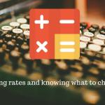 setting rates