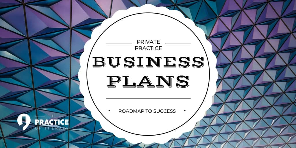 private practice business plan