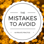 MISTAKES TO AVOID
