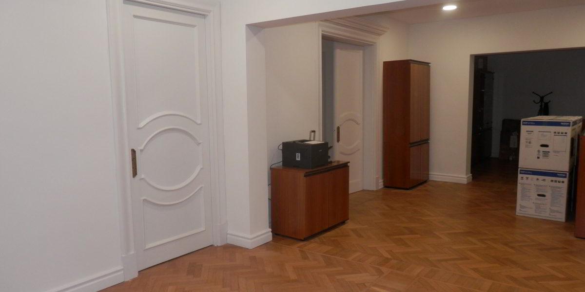 Remodelacion de las oficinas de Programa de las Naciones Unidas para el Desarrollo.