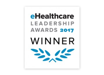 ehealthcare website award winner