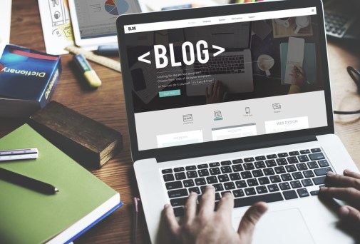 Blogging for healthcare