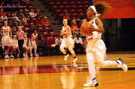 Lady Redbirds Basketball of ISU