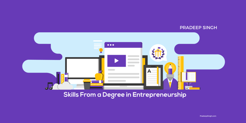 Entrepreneurship Degree Learning Skills