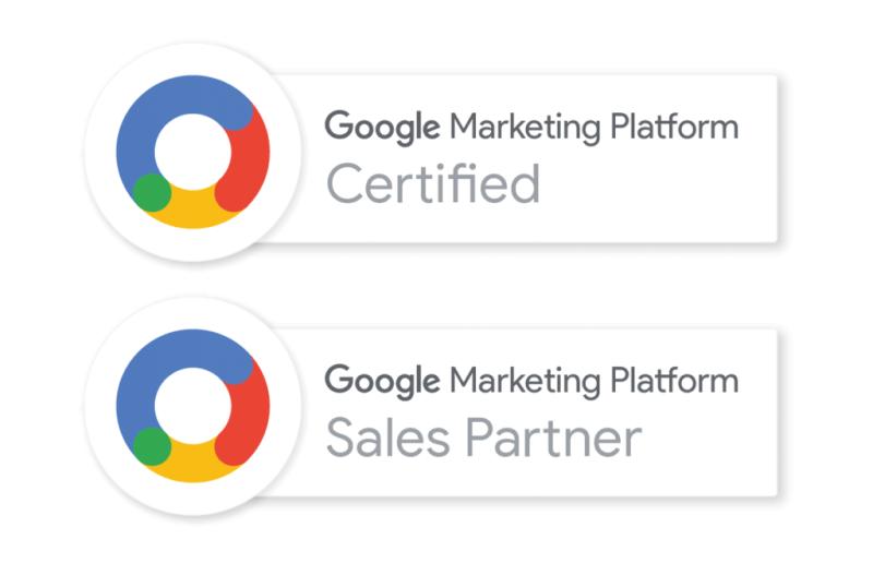 Google Marketing Platform Badges