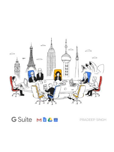 Google Partner G Suite Services