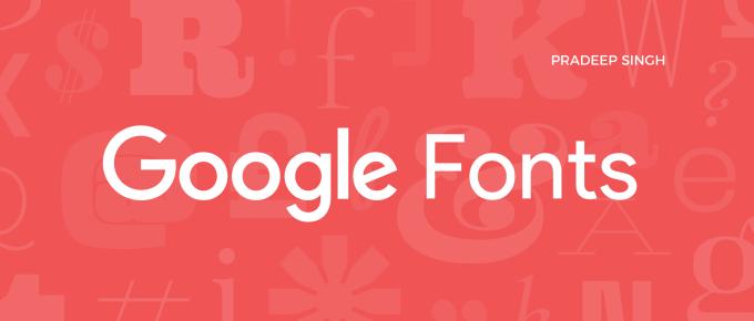 Google Sans Font Download