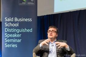 Reid Hoffman at Oxford Said Business School-5392