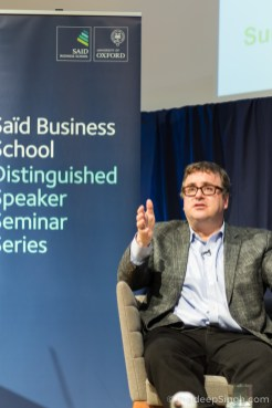 Reid Hoffman at Oxford Said Business School-5404