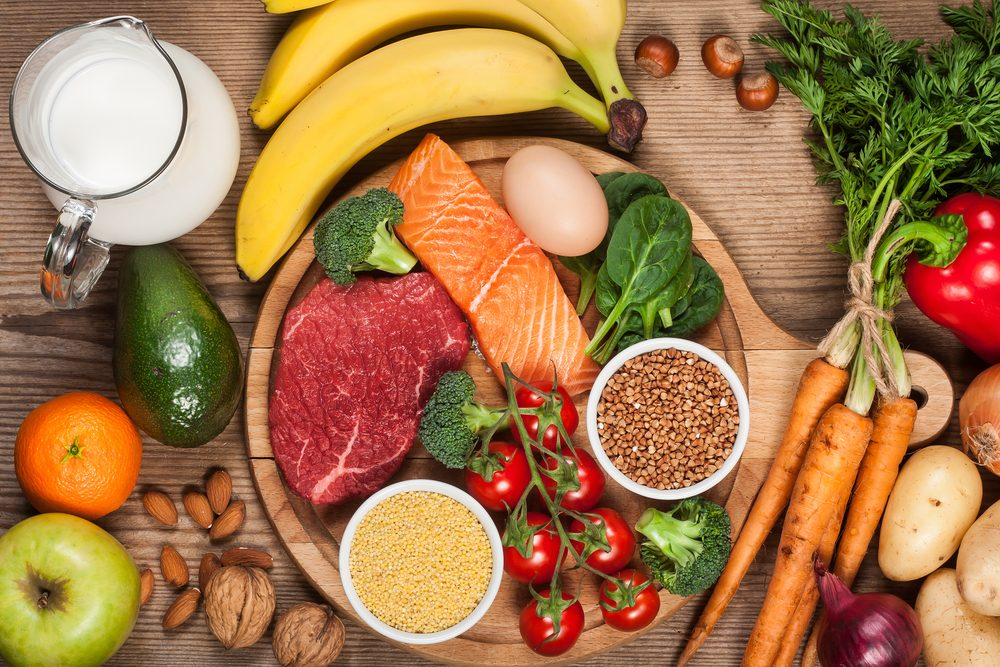 Boost your body's protein content by eating these foods