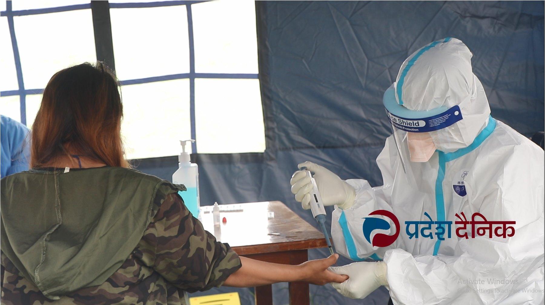 रंगेलीमा पनि समुदायमै देखियो कोरोना, स्वास्थ्यकर्मी र प्रधिकरणका कर्मचारी पनि संक्रमित