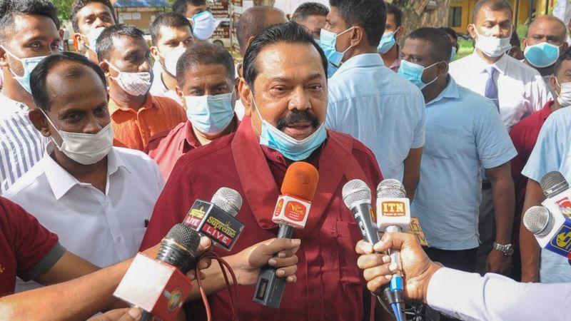 श्रीलङ्का निर्वाचन : राजपक्ष दलद्वारा विजयी भएको घोषणा