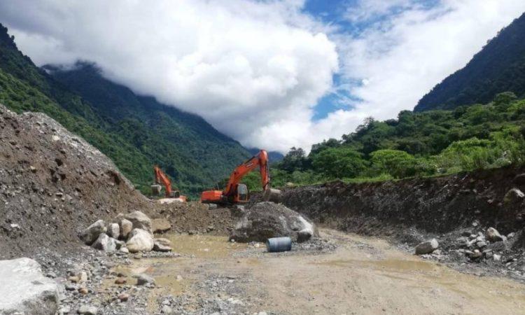 कास्कीमा ५ अर्ब लागतमा निर्माणाधीन जलविद्युत् आयोजनाको काम जारी