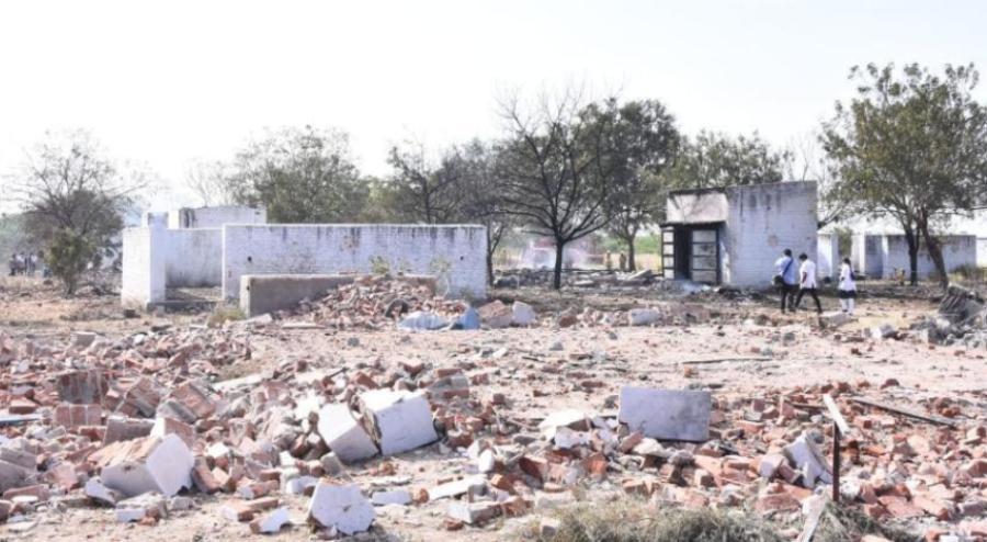 भारतमा पटाका उद्योगमा आगलागी, १९ जनाको मृत्यु