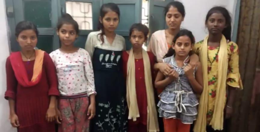 हराएका बालिकाको भारतीय जिल्ला सीतामढीबाट उद्धार